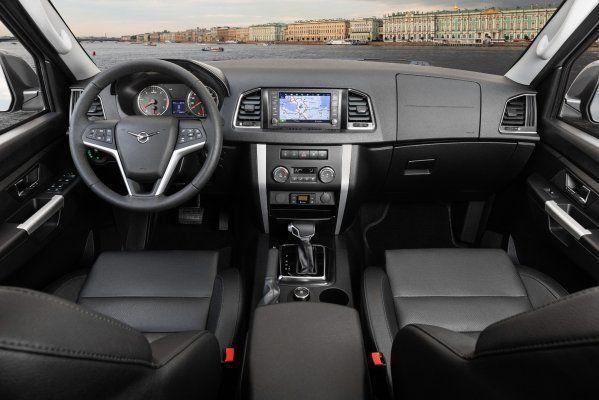 Рама внедорожника УАЗ Патриот: особенности конструкции