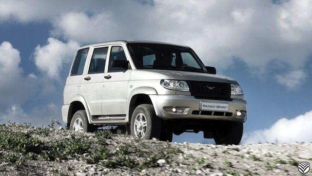 УАЗ Патриот Спорт: экстерьер и интерьер автомобиля, технические характеристики, отзывы