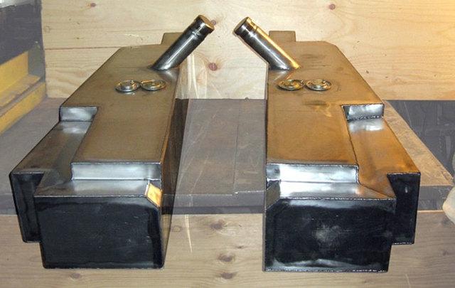 Топливные баки на УАЗ Патриот: размеры емкостей