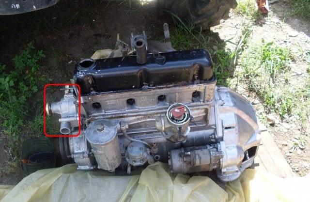 Термостат на УАЗ Патриот с двигателем: характеристики