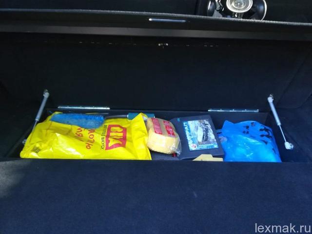 Органайзер в багажник УАЗ Патриот: назначение