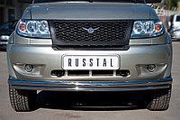 Обвес УАЗ Патриот: назначение конструкции, варианты