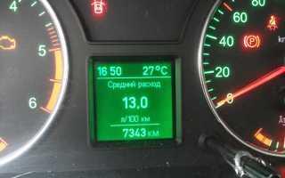Расход топлива на УАЗ Патриот