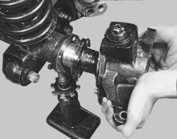 Поворотный кулак на УАЗ Патриот: устройство, схема, ремонт и т. д.