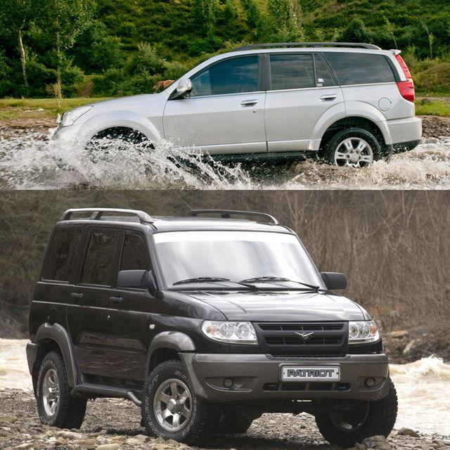 Патриот или Ховер: сравнение характеристик и отзывы автовладельцев
