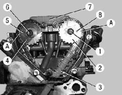 Гидронатяжитель цепи змз 409: особенности и принцип работы