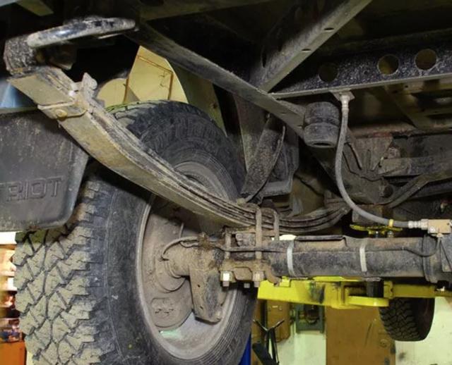 Рессоры на УАЗ Патриот: какие лучше поставить и как производить замену