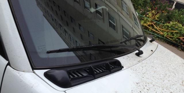 Воздухозаборник на УАЗ Патриот: особенности конструкции