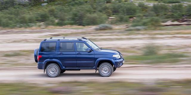 УАЗ Гранд Патриот: обзор автомобиля и стоимость