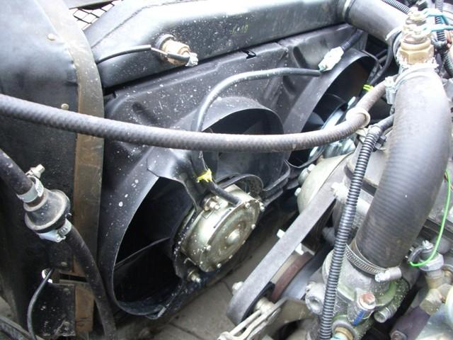 Система охлаждения УАЗ Патриот: устройство, принцип работы и возможности доработки