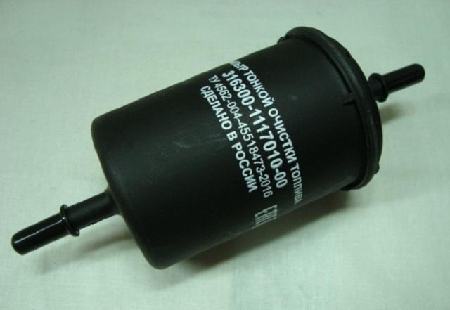Топливный фильтр УАЗ Патриот: расположение и замена своими руками