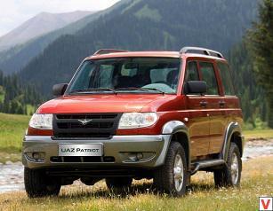 УАЗ Патриот 2008: технические характеристики, особенности комплектаций
