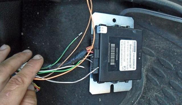 Парктроник УАЗ Патриот: назначение устройства
