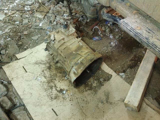 КПП УАЗ Патриот: конструкция
