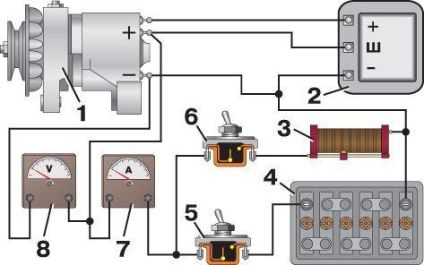 Генератор на Патриот УАЗ: конструкция, порядок снятия генератора